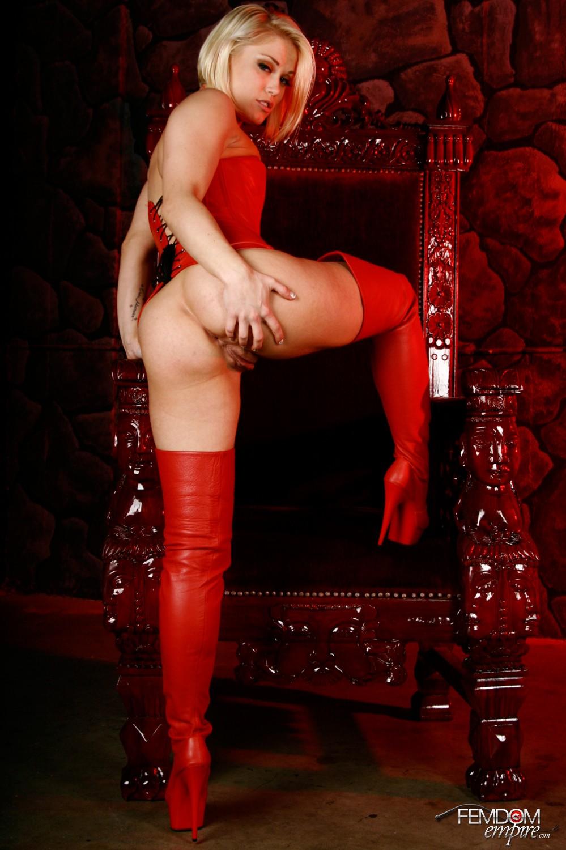 image Femdom empire ash hollywood chastity orgasms