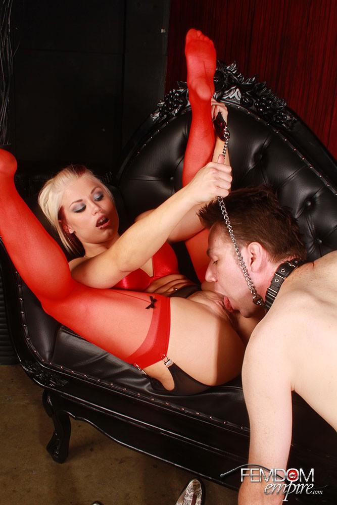 Femdom empire ash hollywood chastity orgasms 9