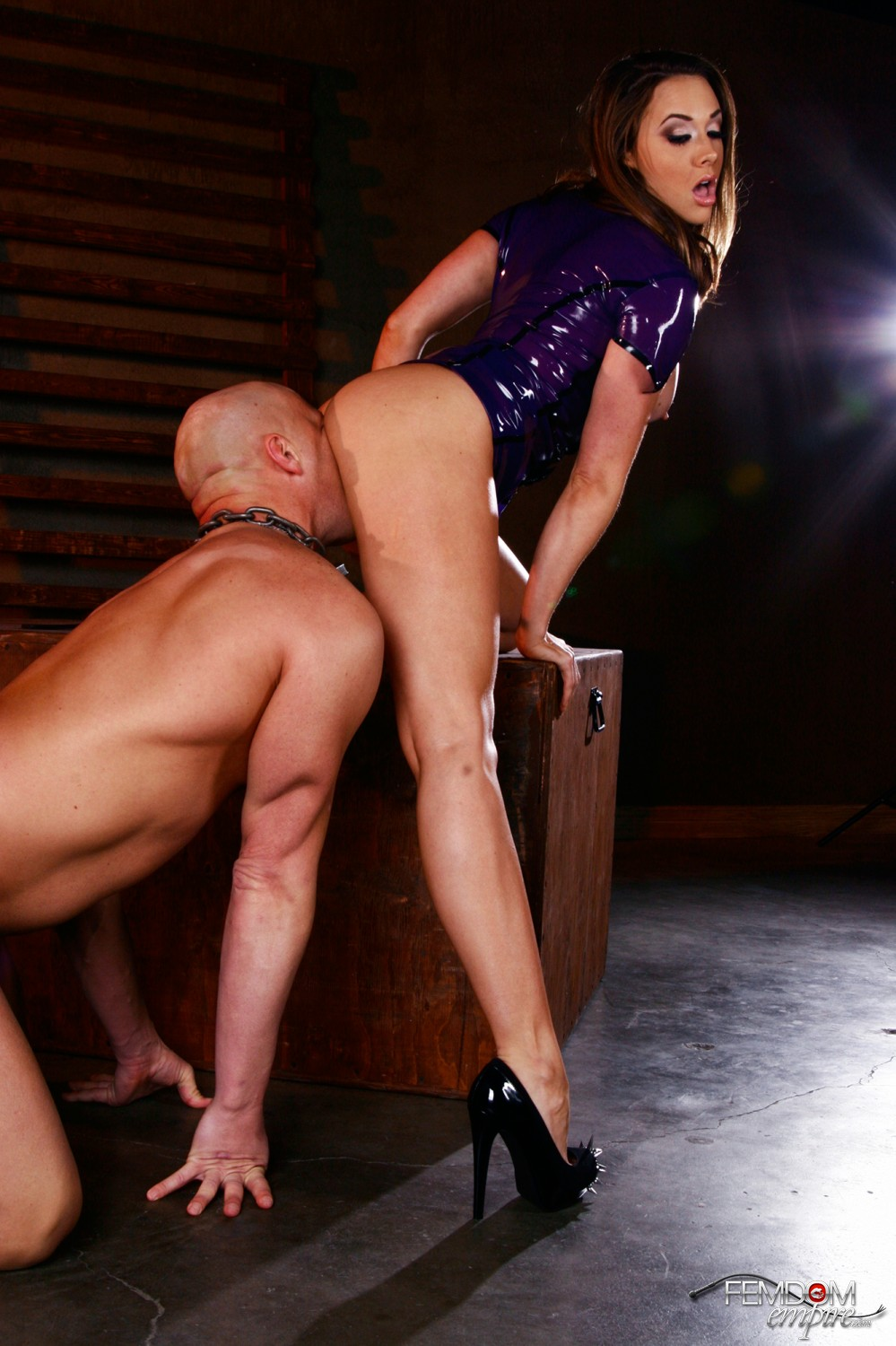 Ass worship domination