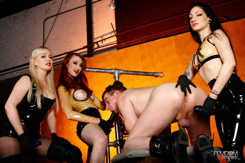 Femdom humiliation dominatrix